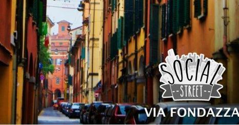 Social street: da Bologna rinascere il senso di comunità   Architecture and Design Note   Scoop.it