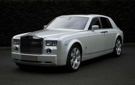 Rolls Royce Phantom Car Hire   Wedding Car Hire   Scoop.it