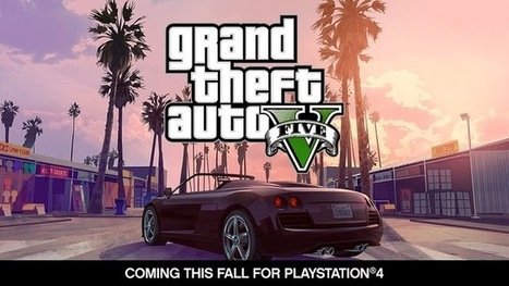 GTA 5 Online - How Character Transfer from PS3 to PS4 Could Work   Playstation 4 (PS4) - PS4.sx   HungryGamer   Scoop.it