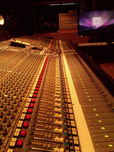 For The Record: 9 Rules of Recording Studio Etiquette | All about recoding Engineer | Scoop.it
