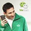 Primera campaña en televisión de We Chat, de la mano de Messi - Noticia - Servicios - MarketingNews.es | Digital & Online Marketing | Scoop.it