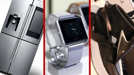 CES 2016: Smart gadgets for all the family - and dog - BBC News | IT Arts Entertainment and Leisure | Scoop.it