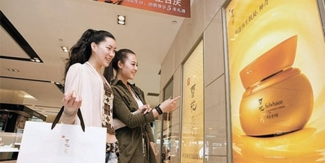 Korean Cosmetics in China 89% of Chinese 20s & 30s Like Korean Cosmetics - BusinessKorea | Korean Beauty | Scoop.it