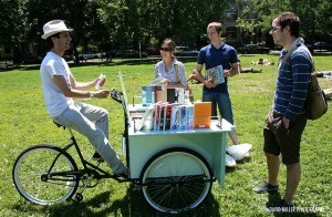 Book bike will take library for a ride | Tucson Velo | Garden Libraries | Scoop.it