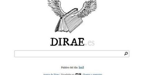 Dirae, diccionario para encontrar palabras buscando la definición.- | Educación emocional | Scoop.it