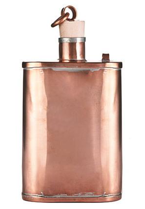 Handmade Copper Flask ~ Grease n Gasoline | Handcraft | Scoop.it