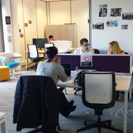 3 jours pour découvrir le coworking  ! | Innovation sociale | Scoop.it