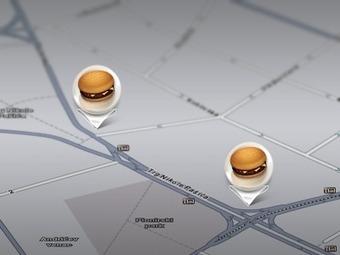 Map Pin | Map UI Patterns | Scoop.it