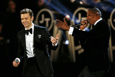 Jay Z, Justin Timberlake 'Holy Grail' VIDEO Released Via Facebook | King of Spade | Scoop.it