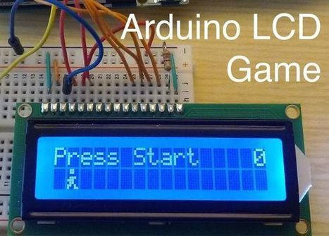 Arduino LCD Game | Raspberry Pi | Scoop.it