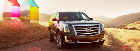 Cadillac Escalade: el SUV americano | motor | Scoop.it