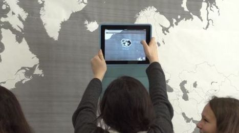 Putting the World In Their Hands: Augmented Reality in the Classroom | MindShift | Digital TSL | Scoop.it