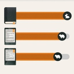Why Paper Books and E-Books Can Peacefully Coexist [#Infographic] | Higher Education and more... | Scoop.it