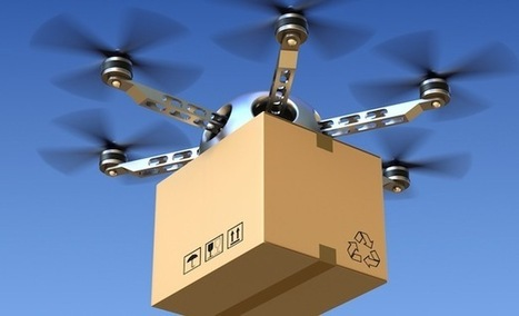 Drones: Deliverymen of the Future | Tech and Facts | Scoop.it