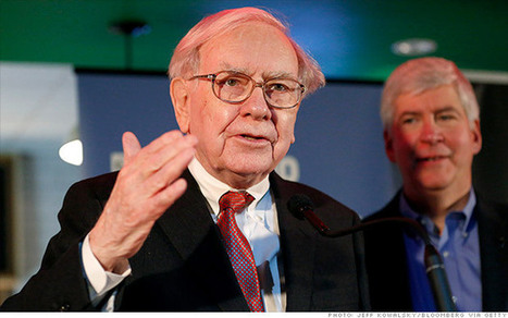 Warren Buffett endorses Airbnb | Team Work | Scoop.it