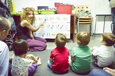 Estimulación musical para bebés y circo, dos talleres en la Sala Zona 3 para despertar la creatividad | Espai Menut | Estrategías lúdicas virtuales | Scoop.it