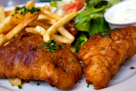 Fish & Chips, a great British Tradition | LocalNomad Blog | London travel | Scoop.it