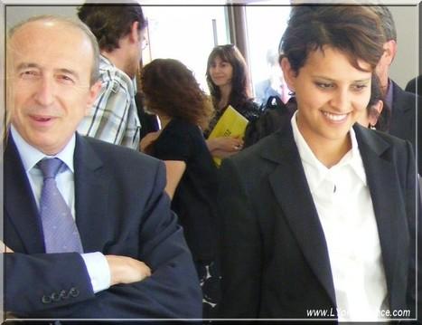 LYon-Actualités.fr: Najat Vallaud Belkacem et Geneviève Fioraso intègrent le premier gouvernement Ayrault   LYFtv - Lyon   Scoop.it