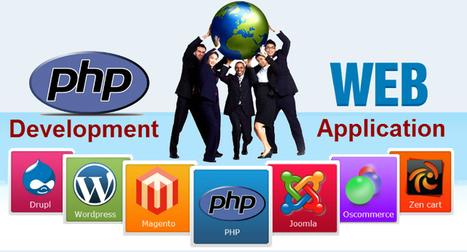 Top 5 Reasons to Choose PHP Platform for Distinctive Application Development   vrinsoft   Web Designing @Vrinsofts   Scoop.it