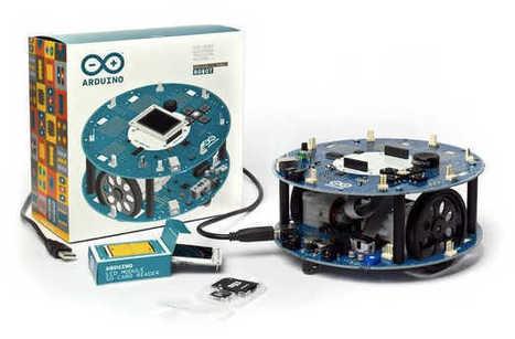 Hack The Arduino Robot Challenge - iProgrammer   Raspberry Pi   Scoop.it