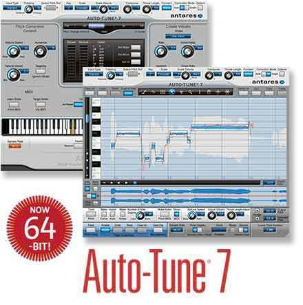 Auto-Tune 7 Updated, 64-Bit versions are now available | Auto Tune Use | Scoop.it