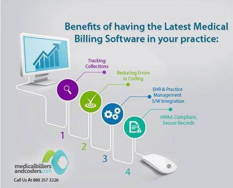 Is your Podiatry Practice Making Use of Latest Medical Billing Software? | Medical Billing and Coding Software | Scoop.it