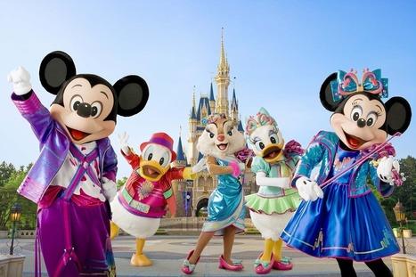 Travelling to Tokyo Disneyland in Japan < Europe   Travel Tour Guide   Scoop.it