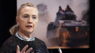 Clinton Warns Syria on Chemical Weapons - Voice of America | Arab Spring and democracy movement in Middle East | Scoop.it
