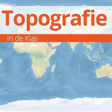 Topografie oefenen en jouw eigen topoboekje - Topografie in de Klas | ICT Nieuws | Scoop.it