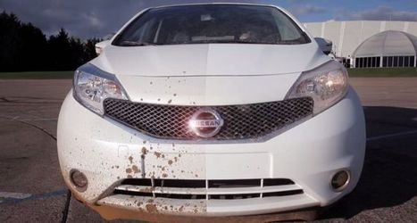 Nissan develops first 'self-cleaning' car prototype (w/ Video) | Skylarkers | Scoop.it