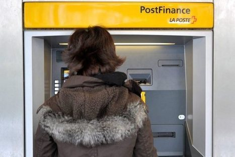 PostFinance remis à l'ordre   #Digital #Social   Scoop.it