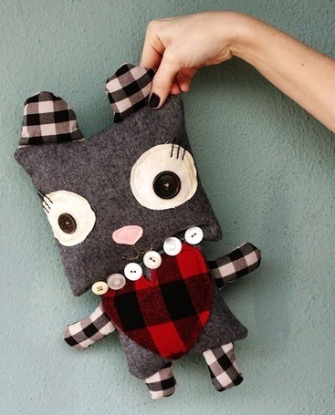 17 Cute Sewing Projects for the Winter   Sew Artfully Simple   Scoop.it