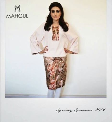 Ayal Pret Collection 2014   fashion girl   Scoop.it