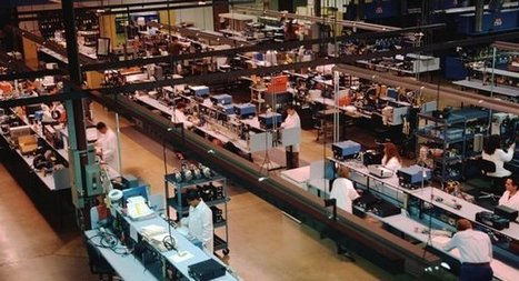 The Momentum Is With American Manufacturing Again | North American Made | Scoop.it