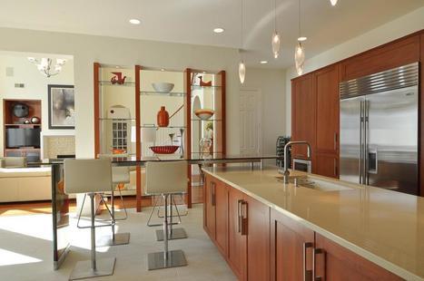 Contemporary [Kitchen] in Dallas on Cultivate.com | Kitchen and Bath Materials | Scoop.it