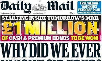 Daily Mail publisher loses challenge to Leveson inquiry anonymity ruling | GovP2 | Scoop.it