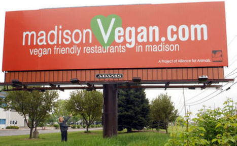 New menu guide makes it easier to be vegan in Madison : Ct | Vegetarianism & Veganism: The Ethical and Health Aspects of Eating Meat | Scoop.it
