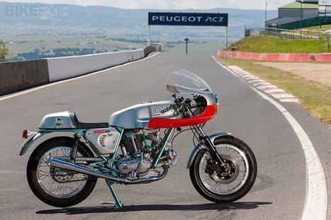 Ducati 860SS replica | Wandering Salsero | Scoop.it
