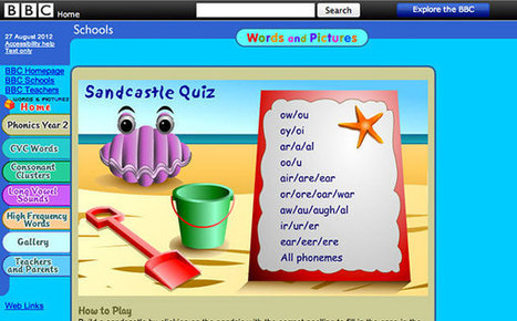 25 Online Games for English Language Learners | Visual*~*Revolution | Scoop.it