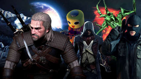 4 Things E3 2014 Is Trying to Tell You - GameSpot | MySpy Birdhouse | Scoop.it