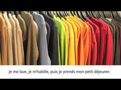 Niveau A1 - Vidéo: Ma journée habituelle | Conny - Français | Scoop.it