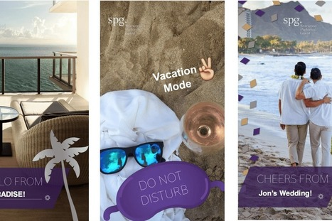 How Snapchat Geofilters Spark Personalized Customer Storytelling | Go Social Media | Scoop.it