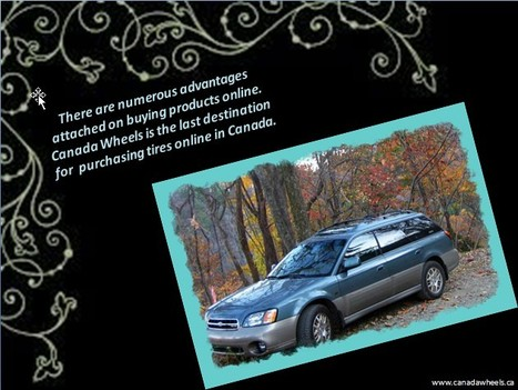 Tires in Canada at Discount Prices | Tires Online in Canada | Scoop.it