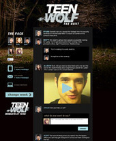 MediaPost Publications MTV Digital Series Is A Teen Wolf In ... | the Gonzo Trap | Scoop.it