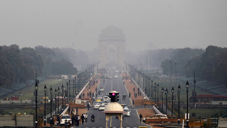 The Worst Air Pollution in the World Is NOT in Beijing - Gizmodo | Climate & Clean Air Watch | Scoop.it