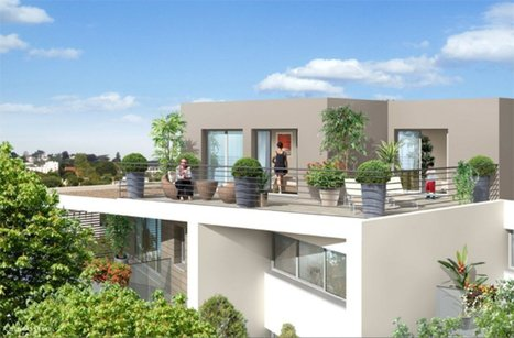 Nouveau programme immobilier neuf OREJO à Bayonne - 64100 | L'immobilier neuf sur Bayonne | Scoop.it