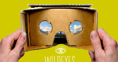 crowdfunding campaign to support WildEyes: National Parks in 360' Video | Clic France | Scoop.it