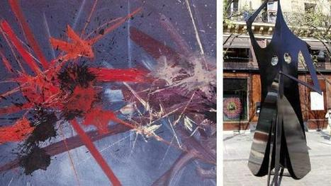 Enchères à Deauville : Grande vente d'art contemporain chez Tradart | Les ventes d'oeuvres d'art | Scoop.it