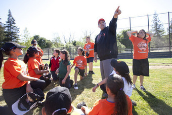 A league of their own: Father and son bring youth sports back to San Jose ... - San Jose Mercury News | Sports- Baseball~Basketball | Scoop.it