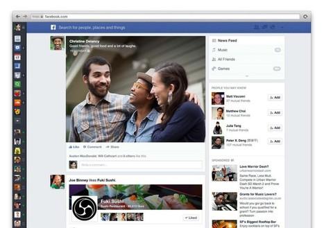 Le novità su Facebook News Feed - Tecnologia & Comunicazione   SocialMedia_me   Scoop.it